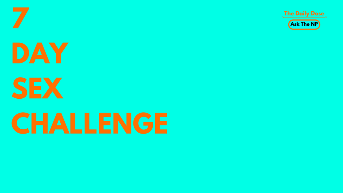 7 Day SexChallenge
